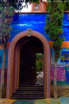 The Color of Ajijic, Mexico