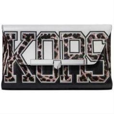 Michael Kors Tote Bags, Michael Kors Wristlet, Envelope Clutch, Clutch Wallet, Large Envelope, Marc Jacobs Crossbody Bag, Michael Kors Fulton, Metallic Leather, Leather Clutch