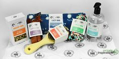 The Dog Co. - Pet products packaging design. Designed by: Lilly Parr, United Kingdom.