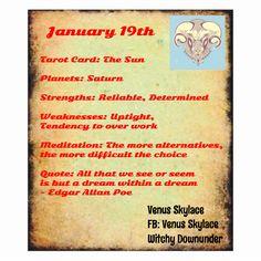 January 19th