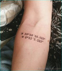 30 small tattoos for travelers with meaning - Kleine Tattoo Ideen - Tätowieren