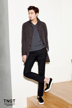 Lee Min Ho - TNGT S/S 2015