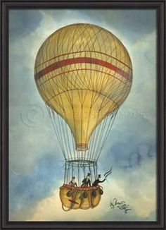 New Artwork Product DetailsDimensions (inches):48.38H x 35.38W x 1.50DDate:NewColor:BCBLStyle: Reproduction Mark:EuroLux HomeSubject: Hot Air BalloonCondition of this New ArtworkNewAvailability for th