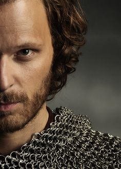 Rupert Young, the thinking girl's knight.  I maintain that if the show continued, he would have become the Royal Consort.