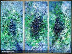 Maľovaný obraz - šírka 90cm