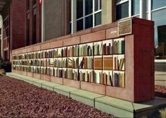 """""""At the Library""""  Artist - Barry Rose  Location - Denver Public Library"""