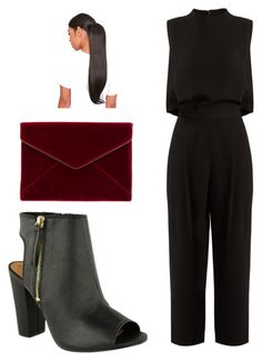 """Untitled #406"" by livgirl-10 ❤ liked on Polyvore featuring Diane Von Furstenberg and Rebecca Minkoff"
