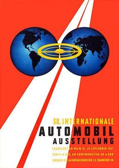 38th International Automobile Show