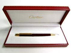 Santos De Cartier Ball Point Pen