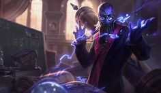Champion Update: Ryze, the Rune Mage   League of Legends