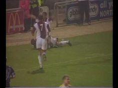 Northampton Town FC - Bristol R  97-98  2nd Play - Off