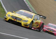 Mercedes AMG C-Coupe, David Coulthard, DTM, Deutsche Tourenwagen Masters, German Touring Car Masters, England. #dtm #brandshatch #racing #car #cars
