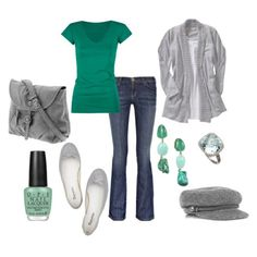 Luv green!!