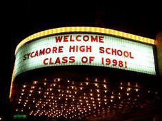 Image result for old movie theatre sign