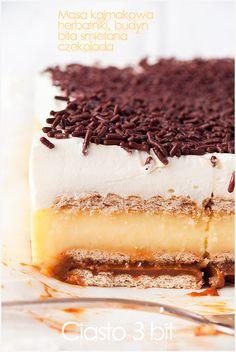 Ciasto 3 bit - I Love Bake