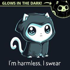 Grim Kitty