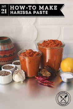 How-to Make Harissa Paste // /tastyyummies/ // http://www.tasty-yummies.com