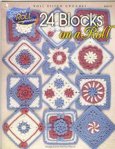 24 Blocks On A Roll - Ella - Picasa Web Albums
