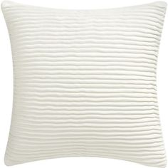 "Lyra Ivory 20"" Pillow in Christmas Decorating 