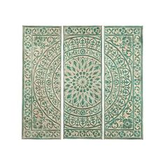 Kasbah Wall Medallion - Set of 3 | dotandbo.com