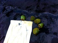 Black Sand. Costa Rica.
