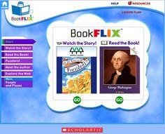 BookFlix-George Washington