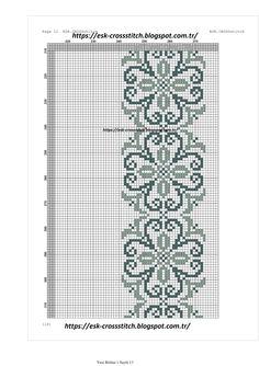 antique needlework modellerinden lilyum deseninin şemasının yenilenmesi ve . Cross Stitch Pattern Maker, Cross Stitch Borders, Cross Stitch Designs, Cross Stitch Patterns, Ribbon Embroidery, Cross Stitch Embroidery, Embroidery Designs, Palestinian Embroidery, Prayer Rug