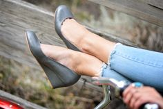 Round Toe Wedges | 5 Colors!