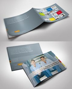 professionally design business brochure designs 20 examples
