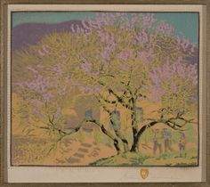 Gustave Baumann - The Owings Gallery