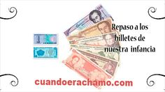 Billetes de Venezuela Antiguos