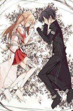 Sword Art Online - Kirito & Asuna ♡