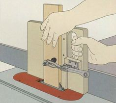 Build a Table Saw End-Dadoing Jig