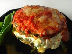 Eggplant Parmesan « We are not Martha