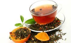 ΣΗΜΑΝΤΙΚΑ      NEA: Ρόφημα Πορτοκαλιού με τσάι, κανέλα και γαρίφαλο γι... Tea Time, Alcoholic Drinks, Pudding, Beef, Health, Glass, Desserts, Food, Anna