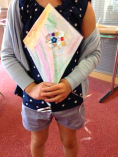 Summer Camp- Kite Making