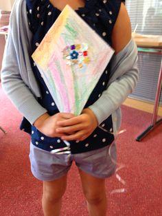 Summer Camp- Kite Making