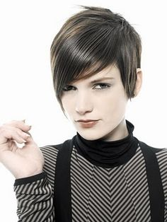 Punk pixie-exactly what my hair looks like now!