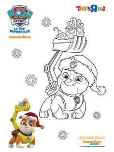merpups coloring pages - photo#29