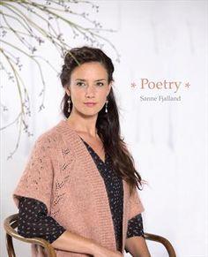Poetry - 12 feminine strikmodeller | Sanne Fjalland