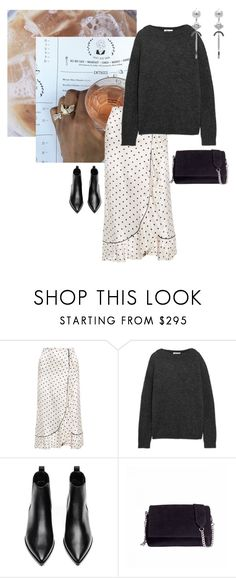 """Untitled #181"" by klaranorgaard ❤ liked on Polyvore featuring Ganni and Acne Studios"