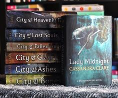 Thank you to everyone who prayed to the Book Gods for my yesterday however my preorder did not arrive  I'm pretty sure it's lost so I gotta sort that out.  . Desperate times call for desperate measures so I went to the bookstore and picked up a copy of Lady Midnight by @cassieclare1 I ain't got time to waste not reading this book  . Super excited to dive right back into the shadowhunter world have a feeling this ones going to be amazing! by thebookorder