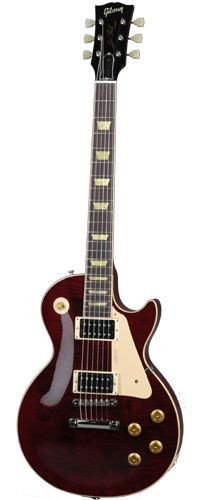 Les Paul Classic in Wine Red. One if my favorite Gibson finishes.