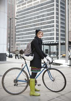 Chicago, IL Silver BFC - Chicago bike inspiration!