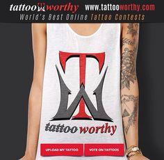 VOTE NOW ON THIS TATTOO @ tattoo worthy.com #tattooworthy #tattoocontest #tattoo #tattoos
