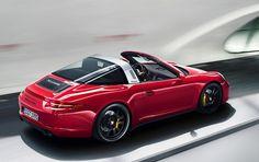 2015 Porsche 911 Targa 4 GTS (991)