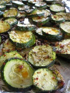Almost Turkish Recipes: Baked Zucchini (Fırın Kabak)
