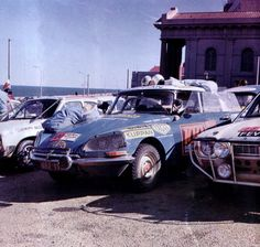 ♥♦♥ Citroën DS21 Historic Rally & Classic Race Cars: Cars - World Cup Rally 1970 (London-Mexico) ♥#1