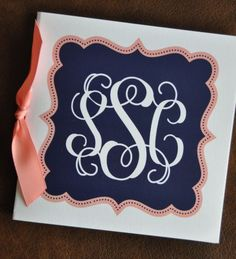 Such an adorable, yet classy, DIY project idea! The ornate cutout shape along with the whimsical dot trim is such an effective combination. #weddings #DIYbrides #crafty