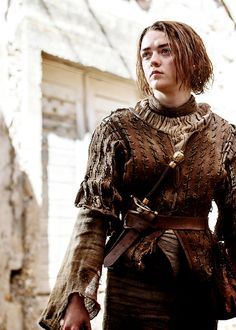 Arya Stark - Game of Thrones More